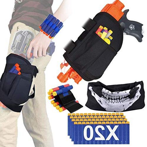 tactical waist bag holster kit
