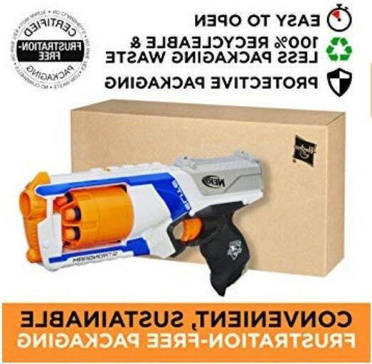 Toy NERF N-strike StrongArm