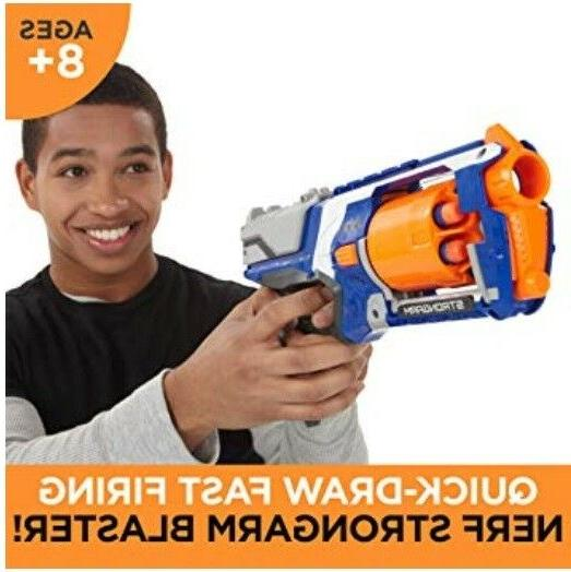 Toy StrongArm Darts foam bullet gun