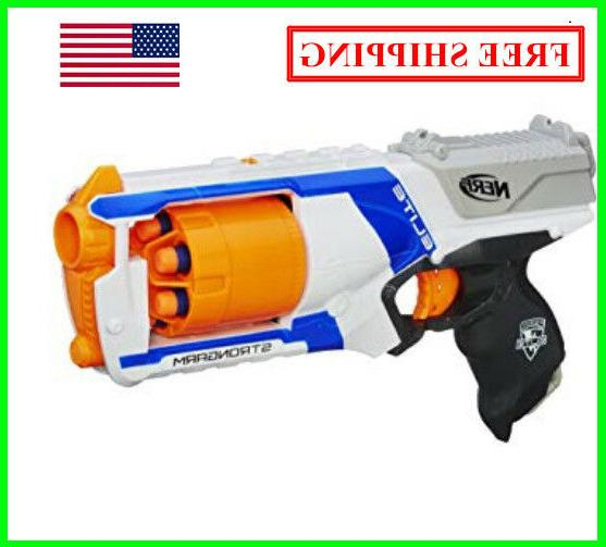 toy n strike elite strongarm blaster darts