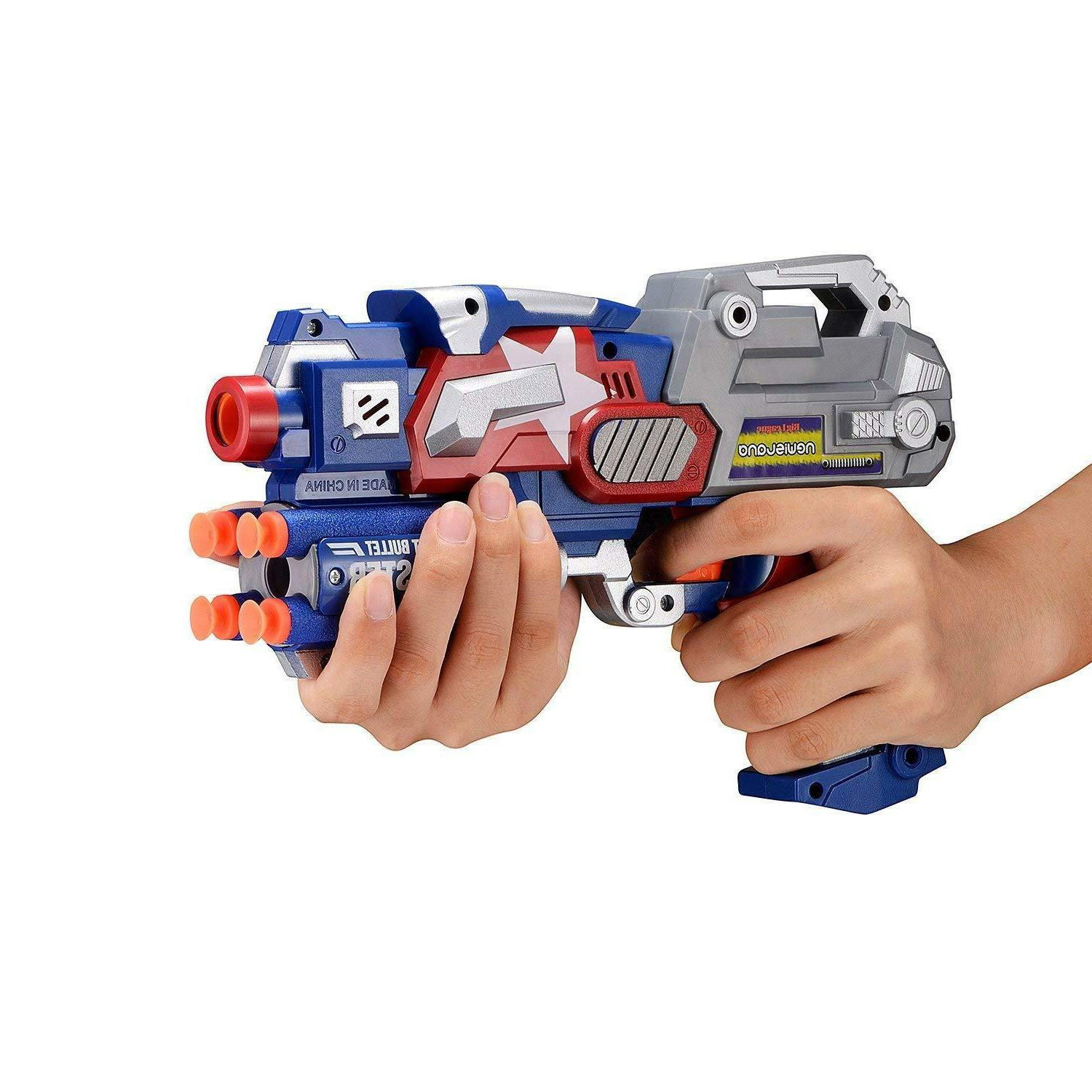 Toys For Boys Kids Foam Blaster League Toy 6+