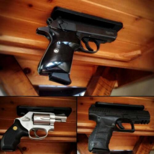 US Gun Holder For Car Magnet Desk