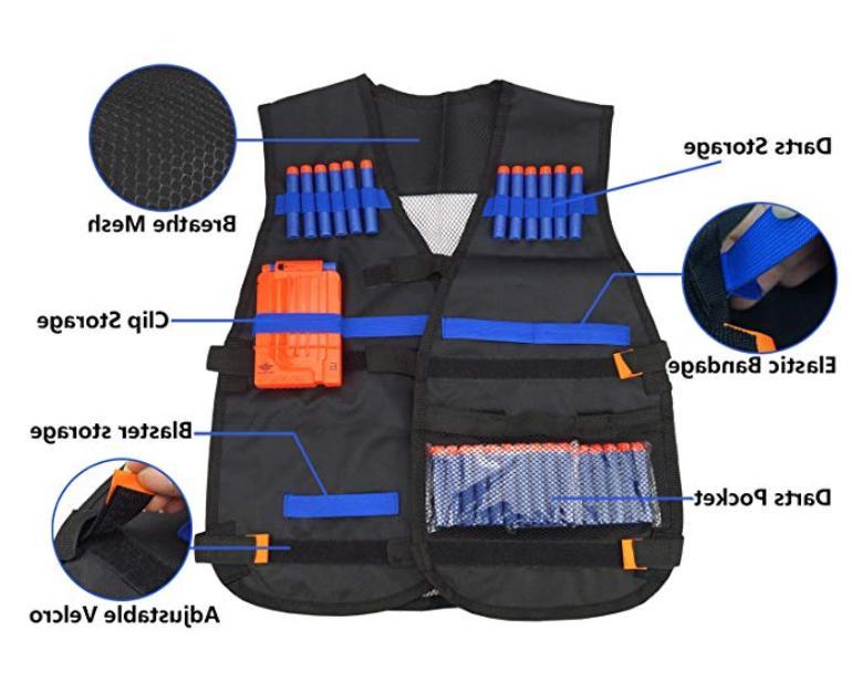 UWANTME Kids Best full Kit for Guns boys