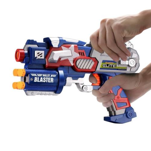 Nerf Gun and with