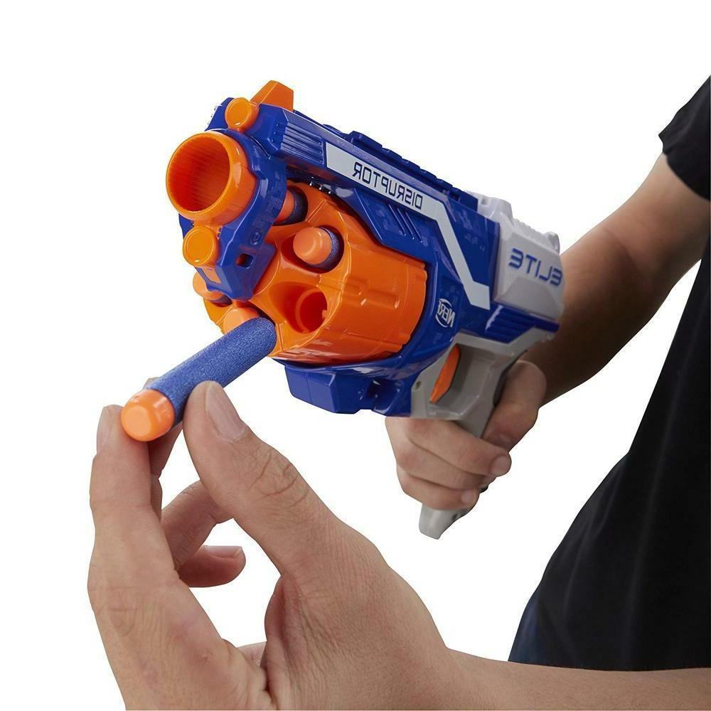 Nerf Darts Disruptor