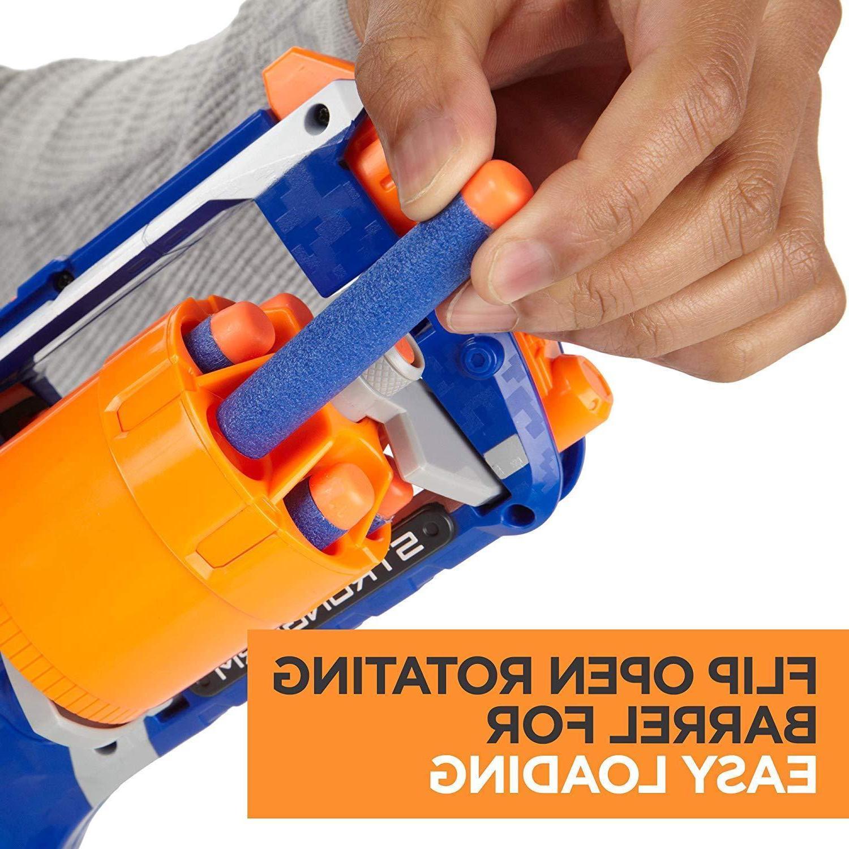 Nerf War Darts Elite Strongarm Disruptor Bullet Kids