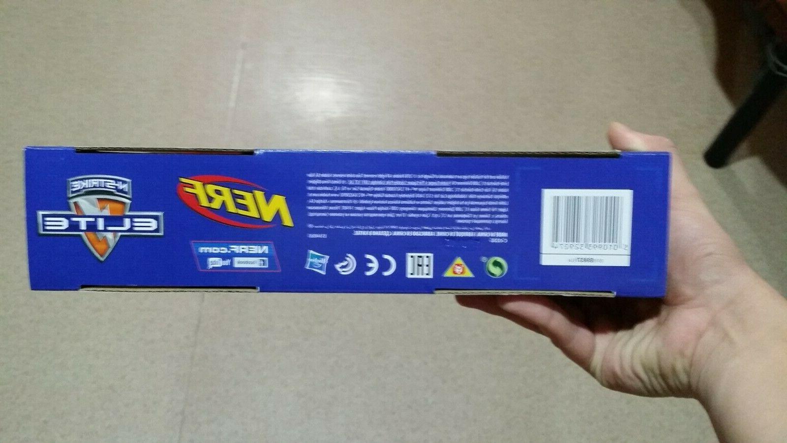 Nerf War Darts Toy Elite Disruptor Blaster Bullet For Kids