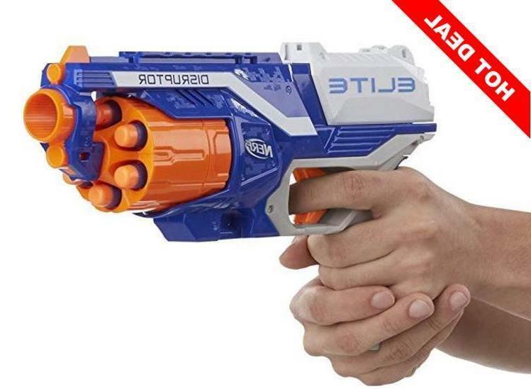 war guns soft darts toy elite strongarm