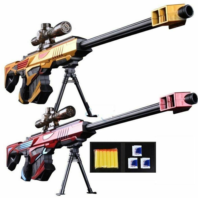 Water Nerf Barrett Vulcan Bullet Guns