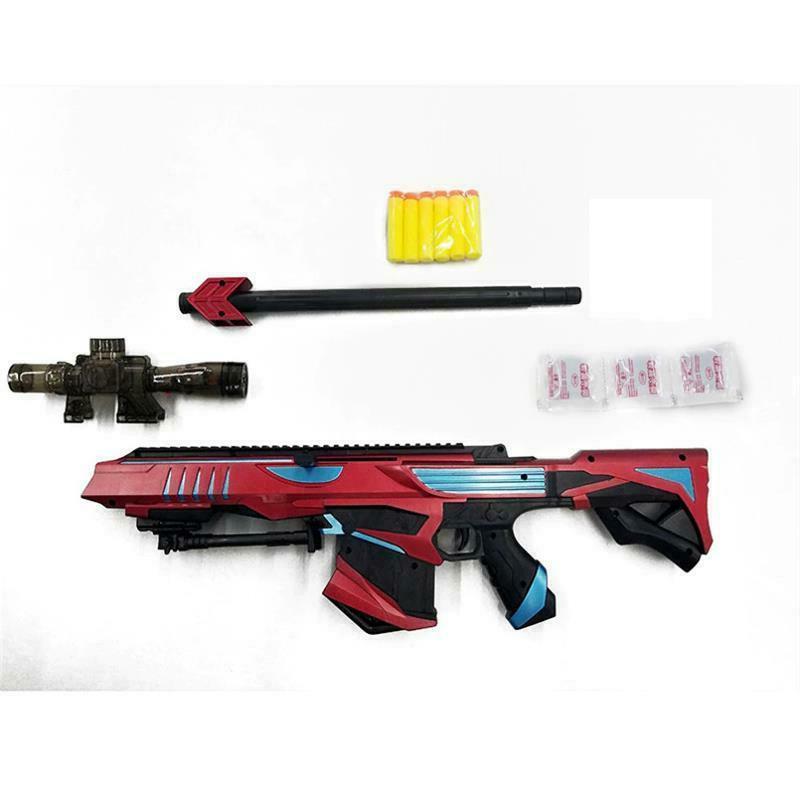 Water Bullet Barrett Dart Elite Vulcan Guns