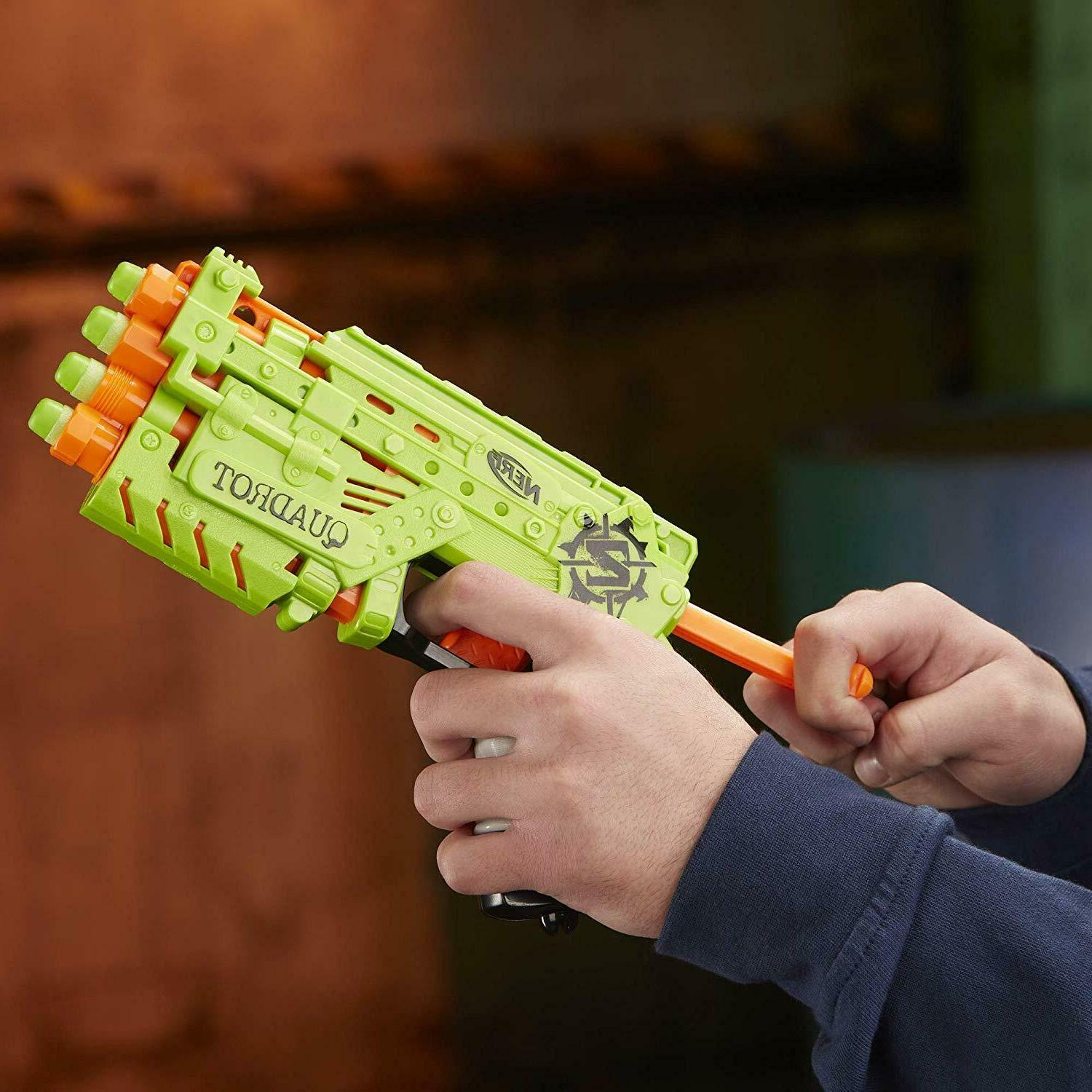 Nerf Quadrot Nerf For Strike Guns For Boys