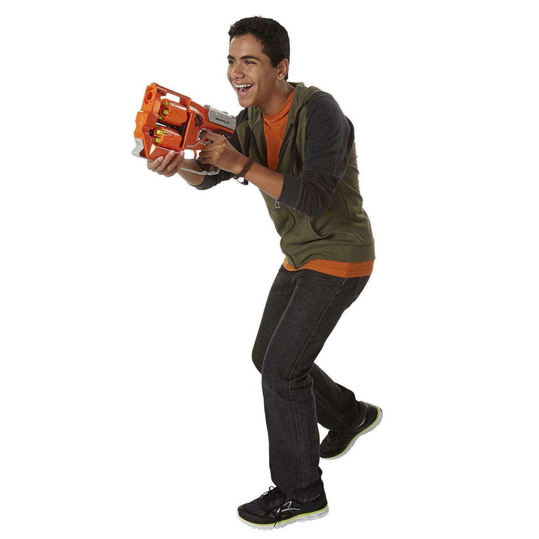 Nerf Strike with 12 Darts for Boys