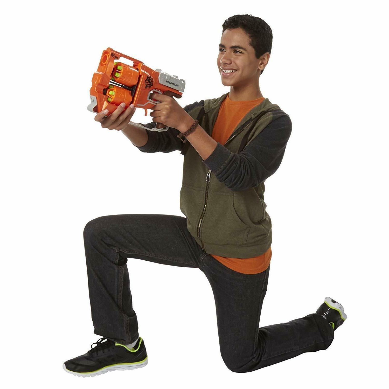 Nerf Zombie Strike Fury Gun Weapon with for Boys