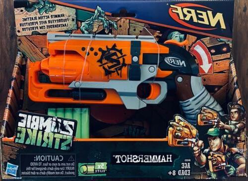 zombie strike hammershot kids dart gun gift