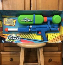 Limited Edition NERF Super Soaker XP100 Water Gun RARE