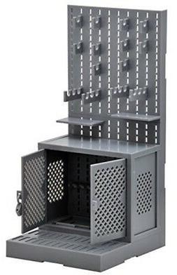 Tomytec Little Armory LD002: Gun Rack A Plastic Model Kit Ja
