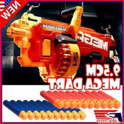 Lot Refill Foam Bullet Darts 9.5 cm For Nerf N-Strike Elite