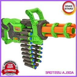 Machine Gun rapid,fire for boys kids Blaster Toy Dart Nerf u