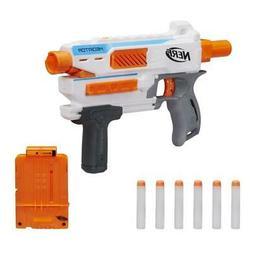 Nerf Modulus Mediator Elite Series Strike Blaster Gun Darts