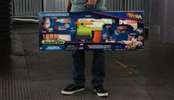 NERF N-strike B1538 Modulus ECS-10 Blaster! Brand New!
