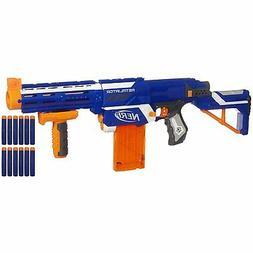 Nerf N-Strike Darts Gun Elite Retaliator Blaster for Boys &
