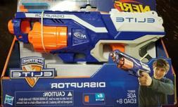 Nerf N-Strike Elite Disruptor Blaster Kids Toy Dart Gun Shoo