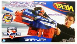 Nerf N-Strike Elite Hail-Fire Blaster NIB