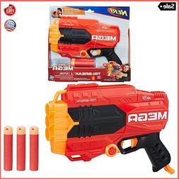 Nerf N-Strike Mega Blaster Toy Gun Foam Soft Bullet Darts Fo