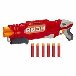 Nerf N-Strike MEGA DOUBLEBREACH Toy Gun Blaster BRAND NEW