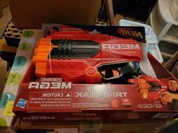 NERF N Strike Mega Tri Break Blaster Gun Toy NEW Gift Outdoo