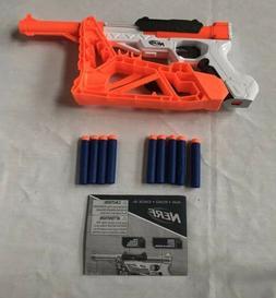 Nerf N-Strike SharpFire Blaster Toy Gun Foam Bullet Darts Fo