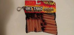 NERF Dart Tag 30 Tagger Micro Darts W/ Mesh Bag Strikefire H