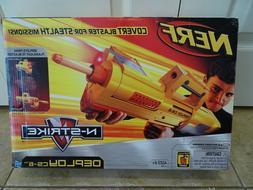 NERF DEPLOY CS-6 N-STRIKE Blaster 21308 Hasbro NEW SEALED