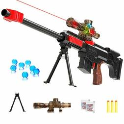Nerf Gun N Strike Gun Plastic Water Soft Bullets Shooting Ri