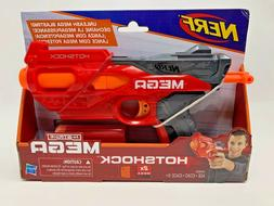 NERF Hot Shock N-Strike Mega - Hasbro Dart Pistol - NEW!!!