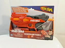 Nerf HotShock N-Strike Mega Blaster Dart Gun w/ 2 Darts  Has