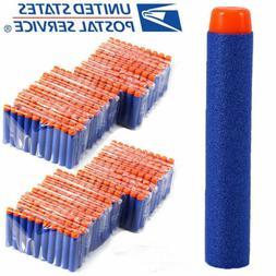 For NERF N-Strike Refill Kids Toy Gun Bullet Darts Round Hea