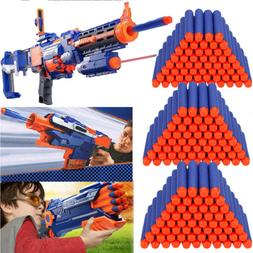 For NERF N-Strike Refill Kids Toy Gun Bullet Darts Round Hea