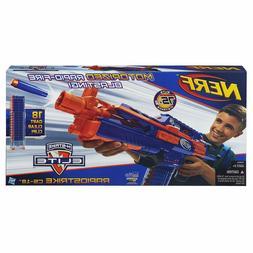 Nerf Rapidstrike Cs-18 Blaster Nerf Guns For Boys Girls 9-12