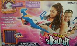 Nerf Rebelle FocusFire Precision Crossbow 5x Accustrike Seri