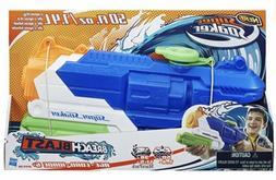 Nerf Super Soaker Breach Blast Water Gun For Pool Or Beach