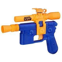 Nerf Super Soaker Water Gun Star Wars Han Solo Episode VII T