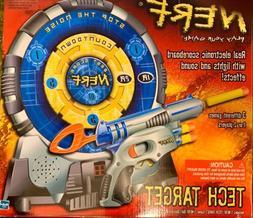 Hasbro Nerf Tech Target Game
