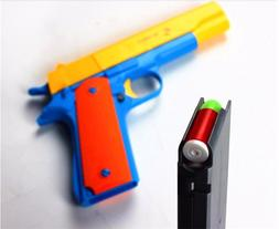 Nerf Toy Gun Pistol Classic Kids Sniper Strike Fun Dart Guns