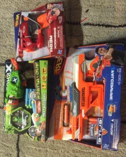 Nerf + Zuru X-Shot Bug Attack Predator TK-3 Blaster Boys Sof
