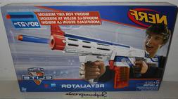 NEW 2016 NERF N-STRIKE ELITE RETALIATOR BLASTER RIFLE GUN HA