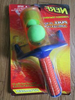 NEW  NERF Automizer Gun Mini soft dart Balls Action Blaster