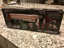 NEW BOBA FETT NERF RIVAL APOLLO XV 700 GUN STAR WARS GUN MAN