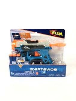 New Nerf Bowstrike Gun N-Strike Elite Toy