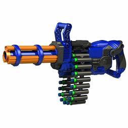 New Foam Dart Nerf Compatible Machine Gun Motorized Blaster